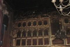 В Закарпатской области загорелся каменный храм