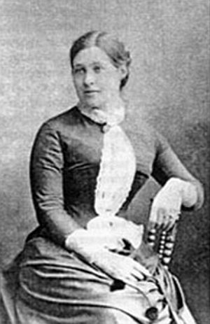 Анна Александровна Адлер