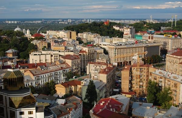 Улицам Киева возвращают исторические названия в честь православных праздников