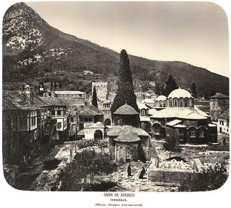 Монастырь Великая Лавра