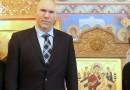 Николай Валуев подарил Кузбасской митрополии икону Богородицы с Афона