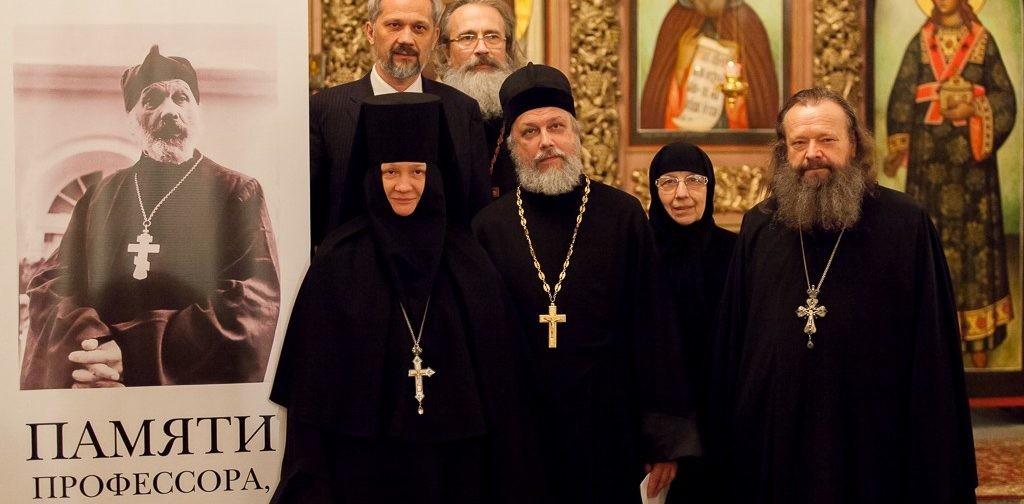Протоиерей Глеб Каледа — входил в камеры к смертникам и учил молитве. Вечер памяти (+ ВИДЕО)
