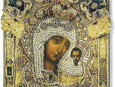 4 ноября – празднование Пресвятой Богородице в честь Ее иконы, именуемой Казанской