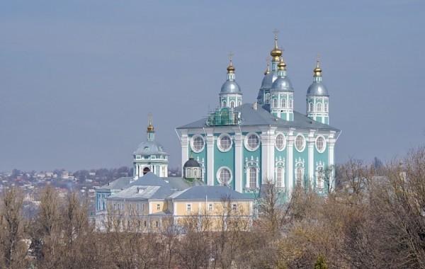 Успенский собор. Смоленск