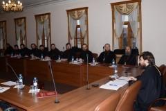Открылись курсы повышения квалификации для новопоставленных архиереев