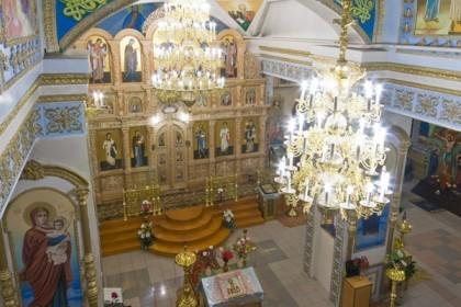 Храм в Горловской и Славянской епархии подвергся артиллерийскому обстрелу