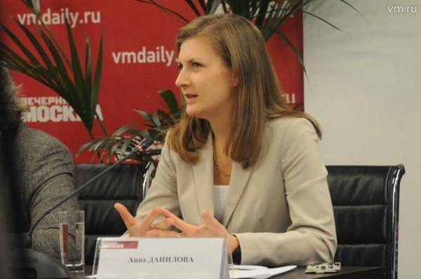 Главный редактор интернет-портала «Православие и мир» Анна Данилова