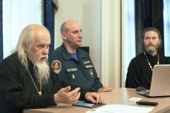 Церковь совместно с МЧС научит оказывать помощь в чрезвычайных ситуациях