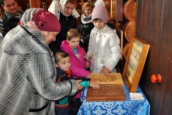 При больничном храме в Ессентуках открыта группа дневного пребывания для детей-инвалидов