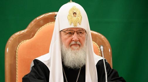 Патриарх Кирилл: Самая правильная позиция – нести мир в тот момент, когда люди меньше всего о мире думают