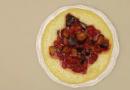 Кукурузная каша с баклажанами: Постный видеорецепт от Анны Людковской