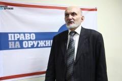Рафаил Рудицкий: Поправка к правилам оборота оружия лишь подтвердила существующую практику