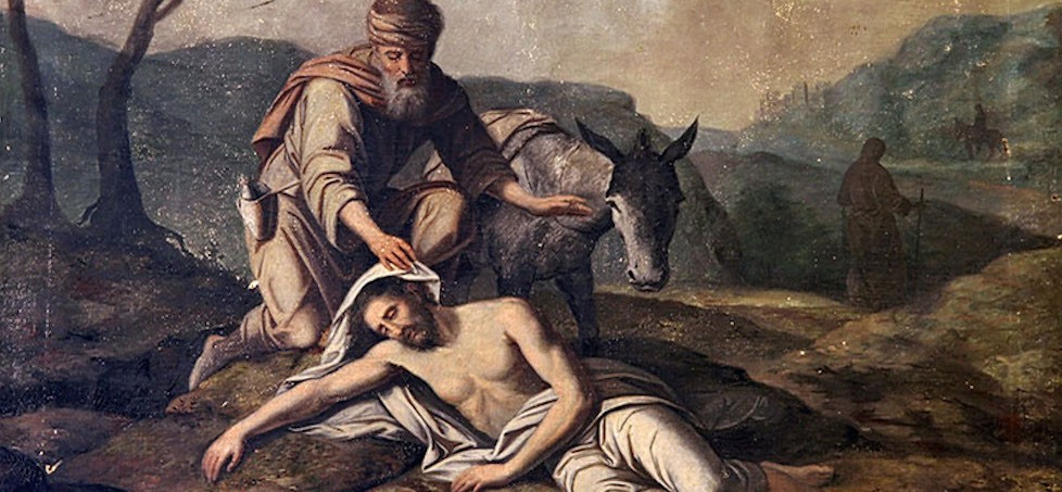 Добрый самарянин: любовь превыше вражды