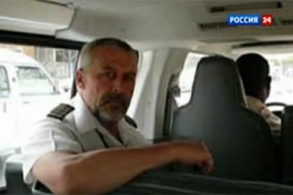 Находившийся в плену у талибов российский летчик вернулся домой