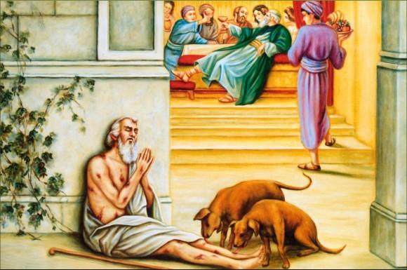 Притча о богаче и Лазаре: Где тот самый Лазарь в нашем сердце?