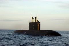 В Кронштадте освящена восстановленная подводная лодка «Выборг»