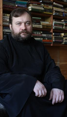 Диакон Павел Сержантов