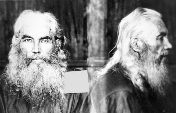 Архиепископ Сталинградский Пётр (Соколов). 1935 г. Фото из следственного дела (АУ ФСБ ВО)