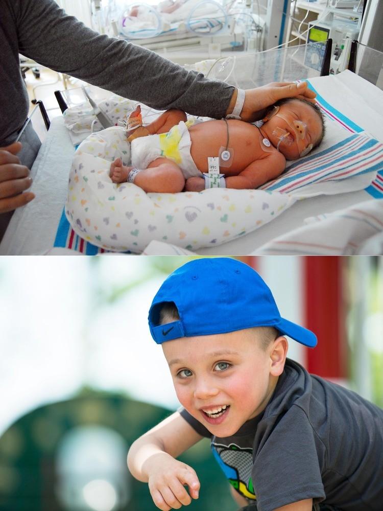 дети родившиеся на 33 неделе фото