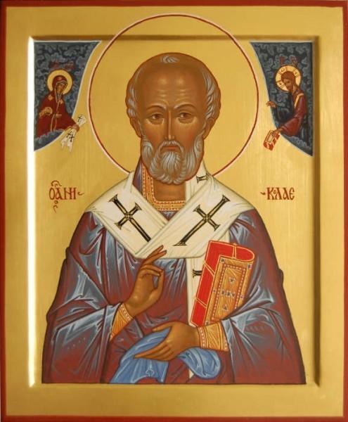 Деяние иже во святых отца нашего Николая, архиепископа Мир Ликийских