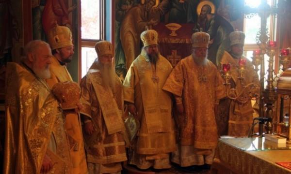 В США прошли торжества, посвященные 80-летию образования Восточно-Американской епархии