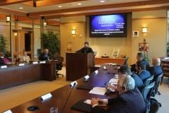 Митрополит Волоколамский Иларион принял участие в Российско-Американском форуме христианских лидеров