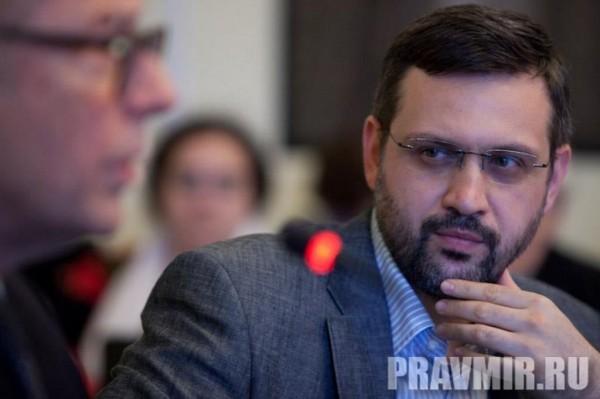Владимир Легойда: Мы готовим документ об отношении Церкви к информационным технологиям (+ВИДЕО)