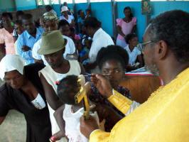 В США добровольческая группа Volunteers in Mission готовит миссионерскую поездку в Гаити