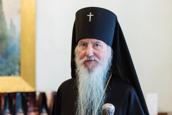 Архиепископ Берлинско-Германский и Великобританский Марк: «Я один в семье – черная овечка»