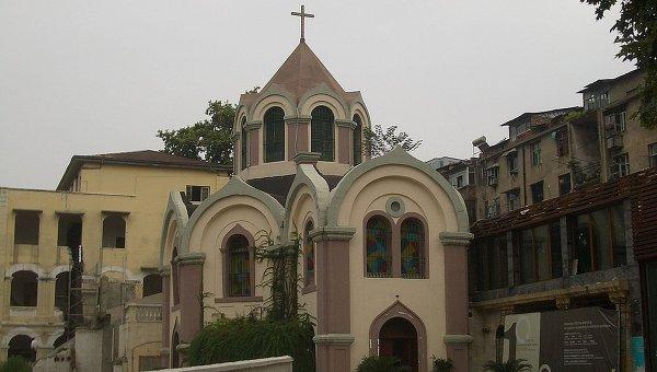Китай направил на восстановление православного храма около 265 миллионов рублей
