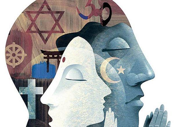 Религии разные, а Бог … ?