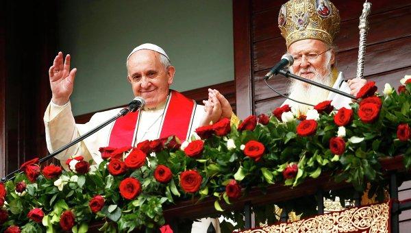 Религиозные лидеры подписали декларацию против рабства