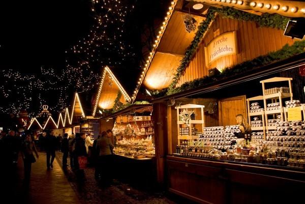 Завтра на ВДНХ откроется первая рождественская ярмарка