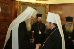Патриарх Болгарский Неофит выразил поддержку Украинской Церкви