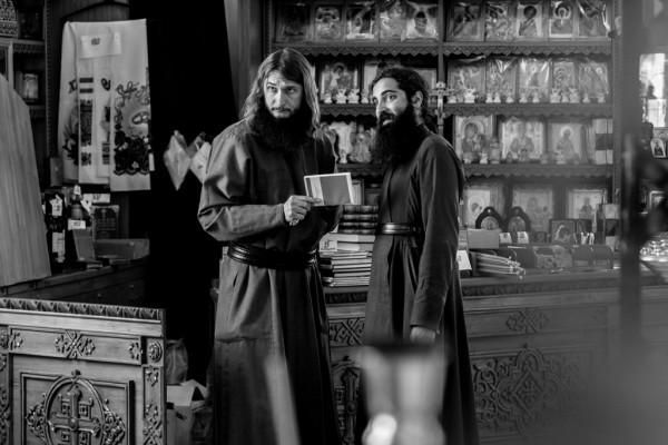 Случайный кадр из Старо-Голутвина монастыря, не попавший в общий репортаж