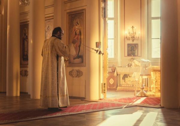 Праздник Вознесения в Татьянинском