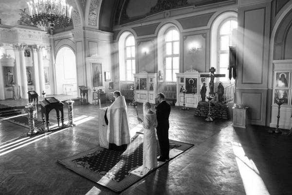 Венчание в Татьянинском