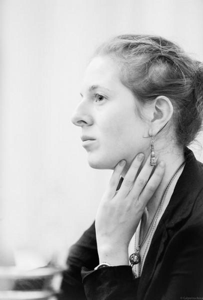 Анна Сонькина-Дорман. Фото Анны Гальпериной