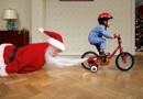 Как встретить Новый год и Рождество с детьми: техника безопасности