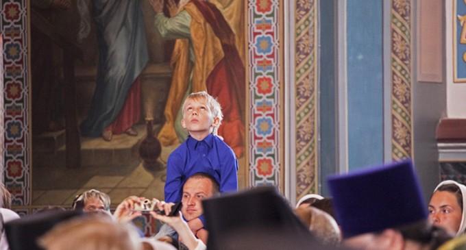 Когда оживает молитва – митрополит Антоний Сурожский (+Аудио)