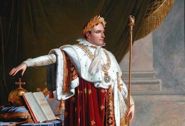 Наполеон – революционный император