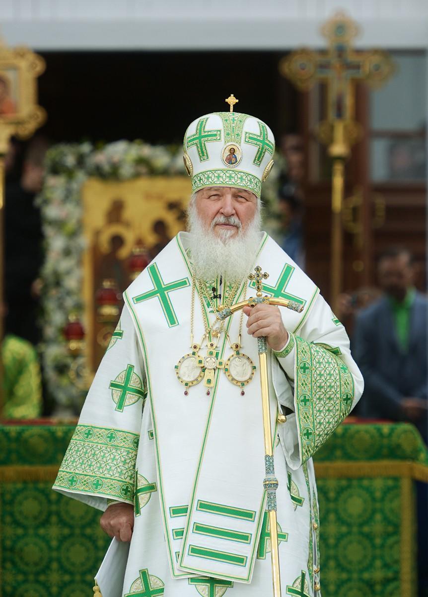 Торжества в честь 700-летия преподобного Сергия Радонежского