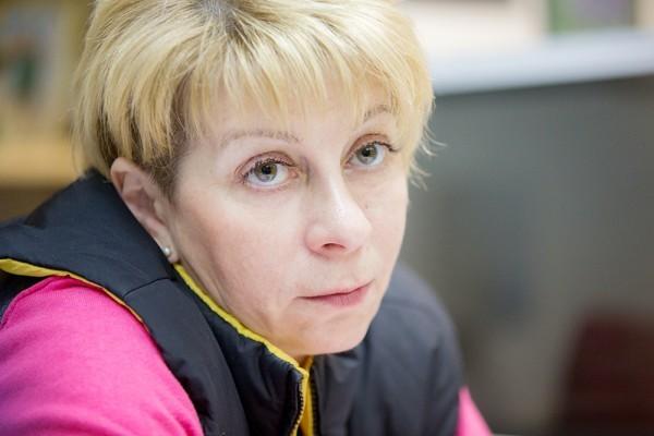Доктор Лиза получила премию фонда Андрея Первозванного