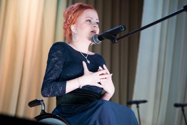 Открытие благотворительного концерта в поддержу детей с ограничеными возможностями в Гимназии Василия Великого