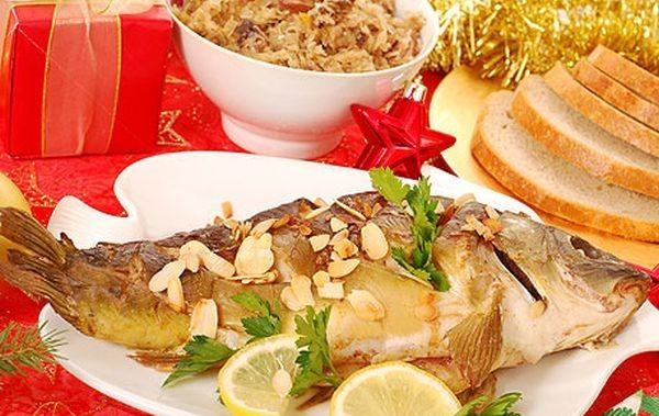 Рыбное меню для новогоднего ужина от Анны Людковской