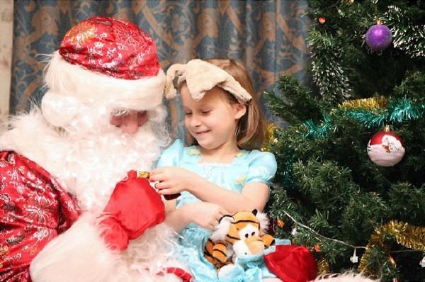 Выбор подарков на новый год детям