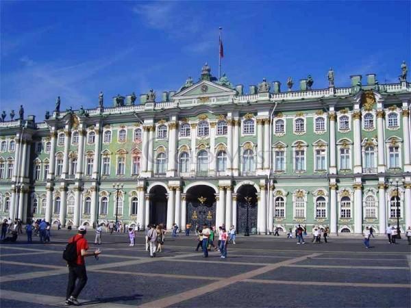 Государственный Эрмитаж открыл после ремонта Большую церковь Зимнего дворца