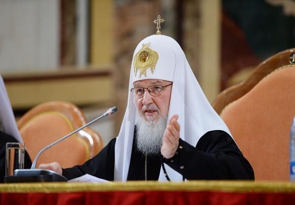 Доклад Святейшего Патриарха Кирилла на Епархиальном собрании города Москвы 23 декабря 2014 года