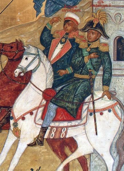 Фреска Александр I