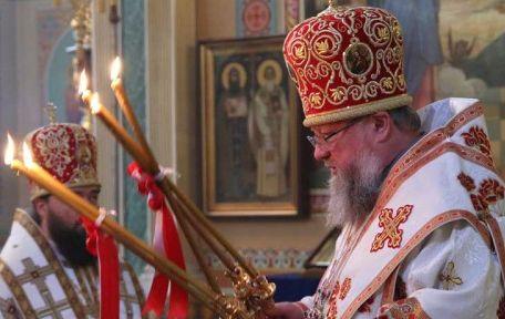 Митрополит Донецкий Иларион просит президента Украины расследовать мародерство в монастырском ските